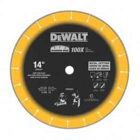 """Disco diamantado para tronzadora 14"""" X 7/64"""" X 1"""""""