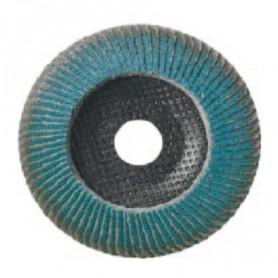 Disco de lija traslpado Ø 7'' grano 40