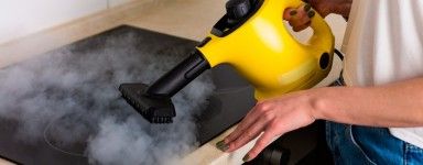 Limpiadoras a vapor